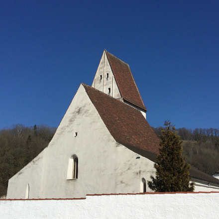 Church, Pappenheim, Germany