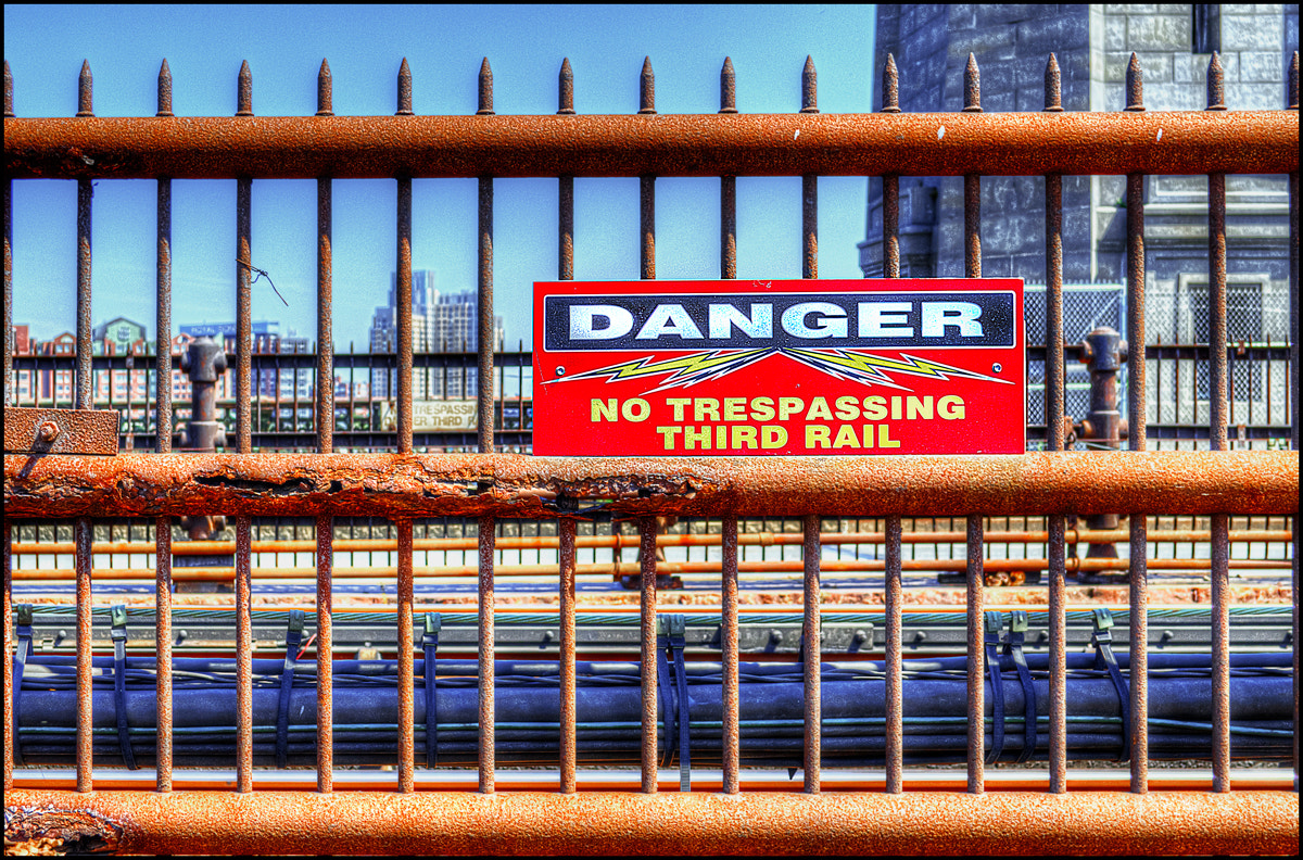 Photograph Third Rail by Rick Mosher on 500px
