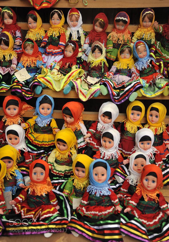 Photograph Dolls by Ali Khoshjam on 500px