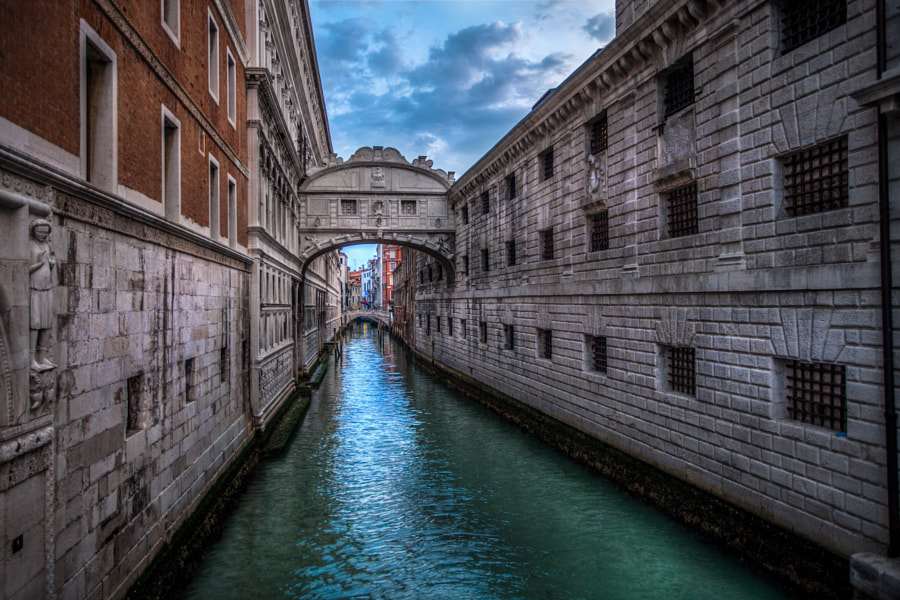 Venise street