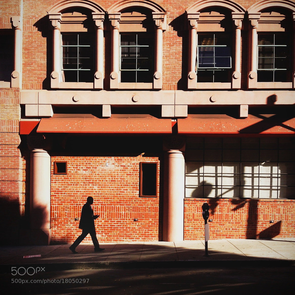 Photograph Walking in the Shadows by fixelzero _ on 500px