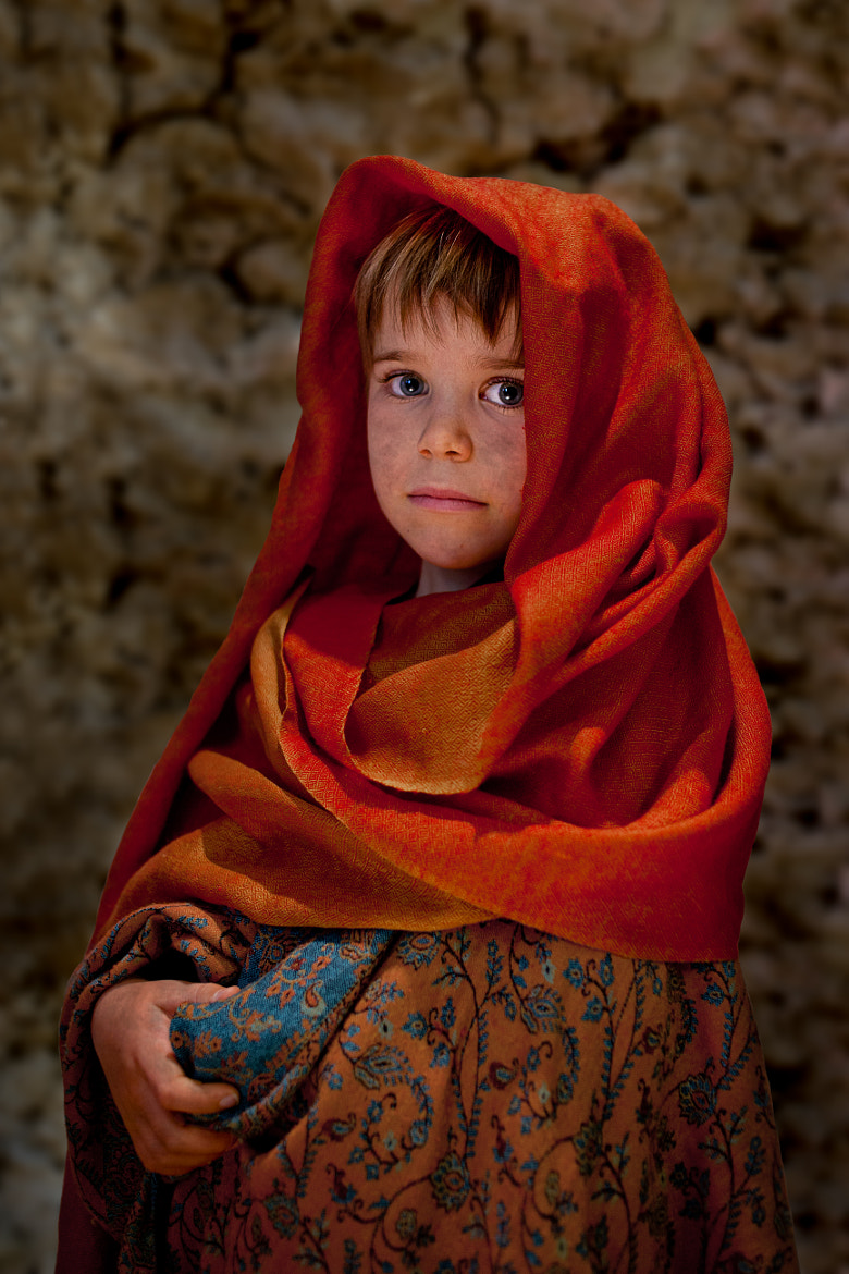 Photograph The Little Afghan by Jules Marchetti on 500px