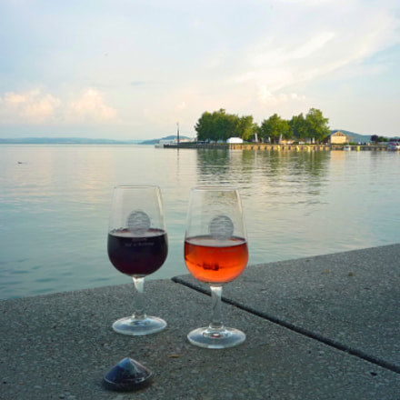 Wine,Balaton,summer..., Panasonic DMC-LZ8