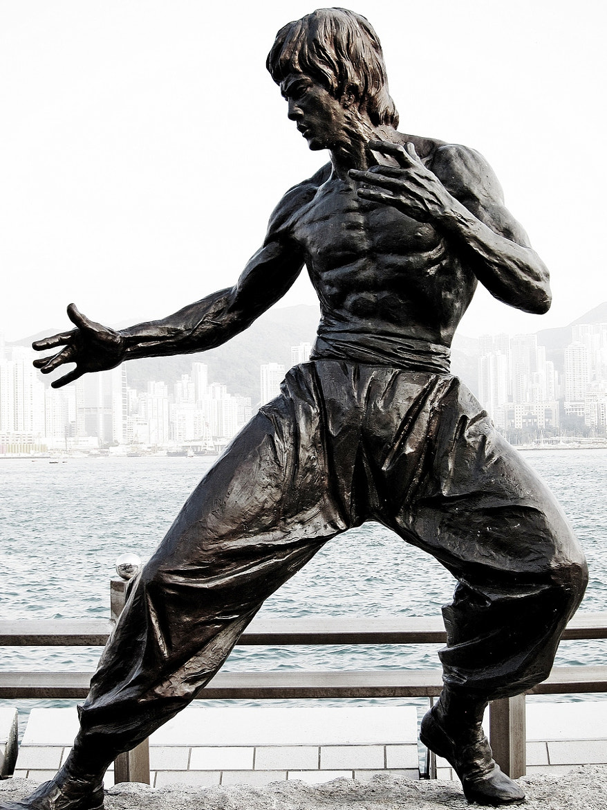 Photograph Bruce Lee_1 by GeorlinPhoto Hung on 500px