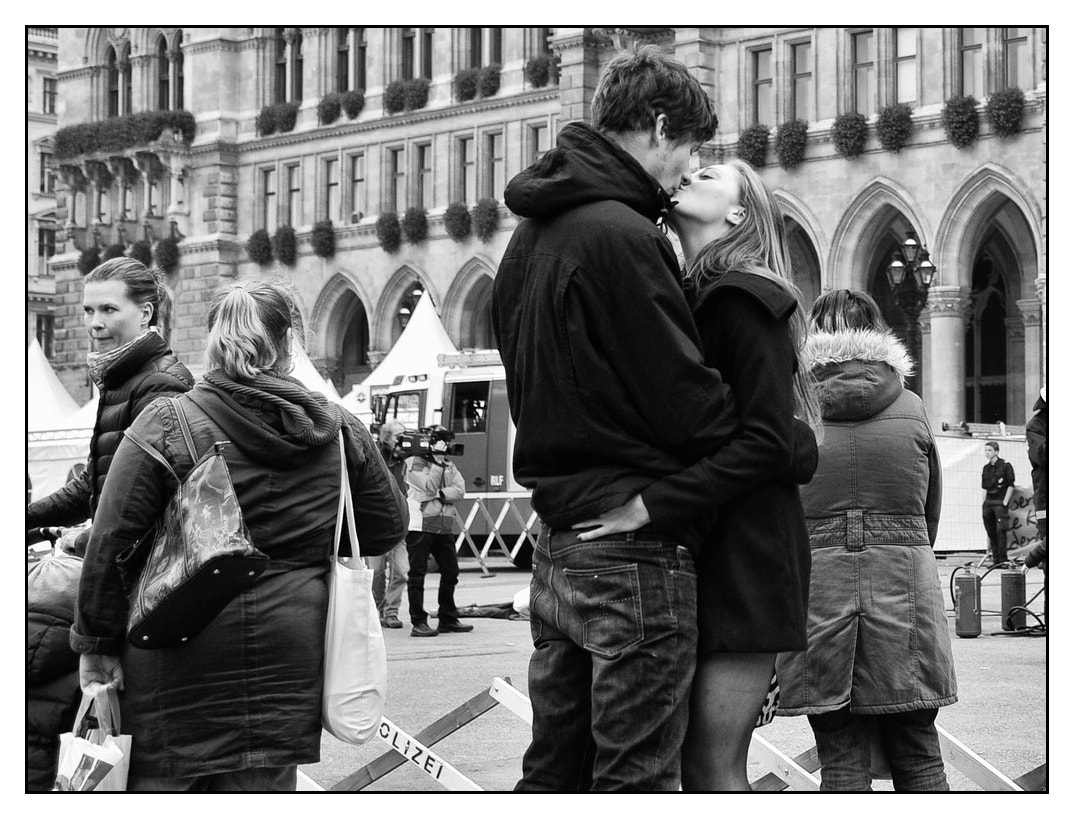 Photograph the Kiss by karl aster on 500px