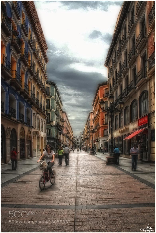 Photograph Zaragoza (Spain) by Manuel Lancha on 500px