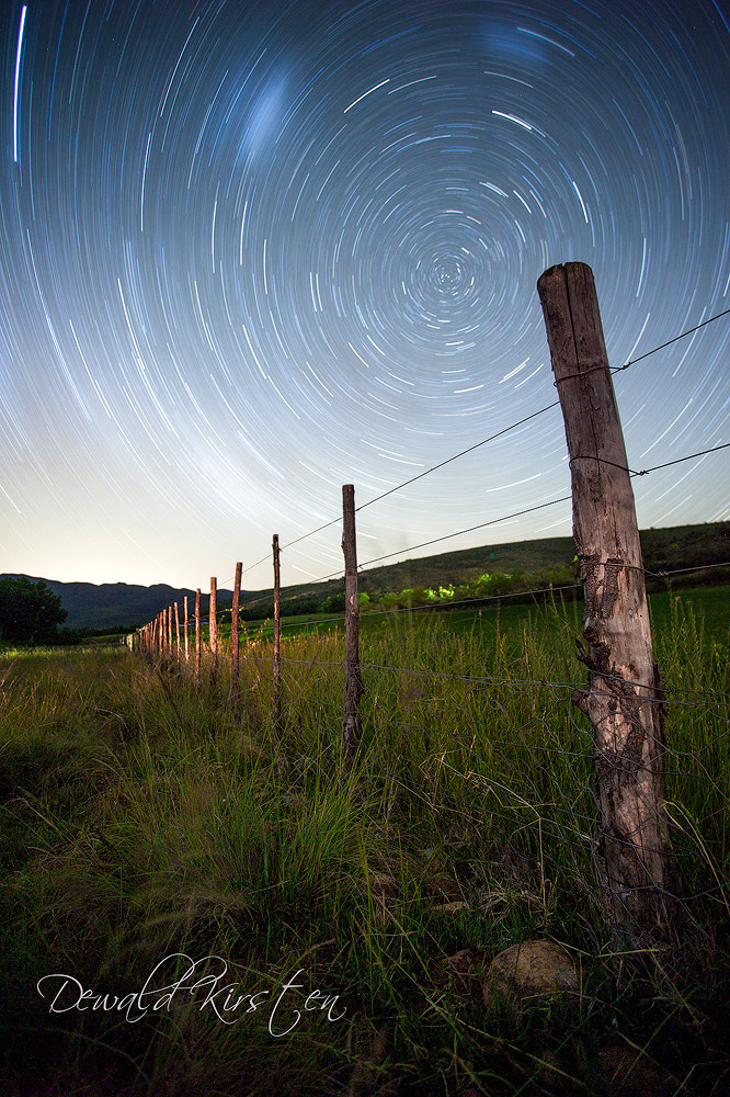 Photograph Fencepost of time by Dewald Kirsten on 500px