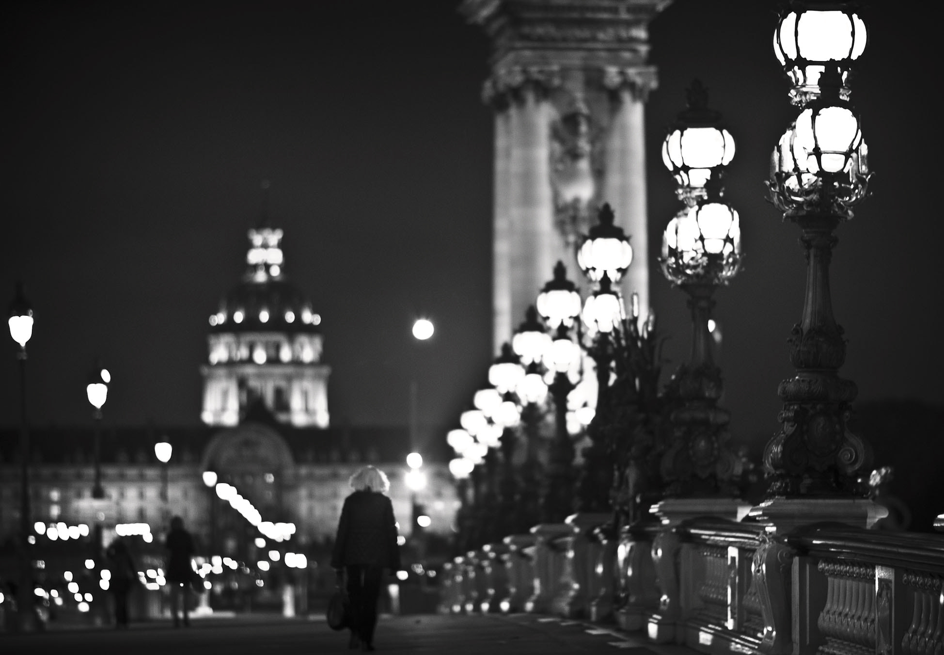 Photograph In the dark night. by Laurence Penne on 500px
