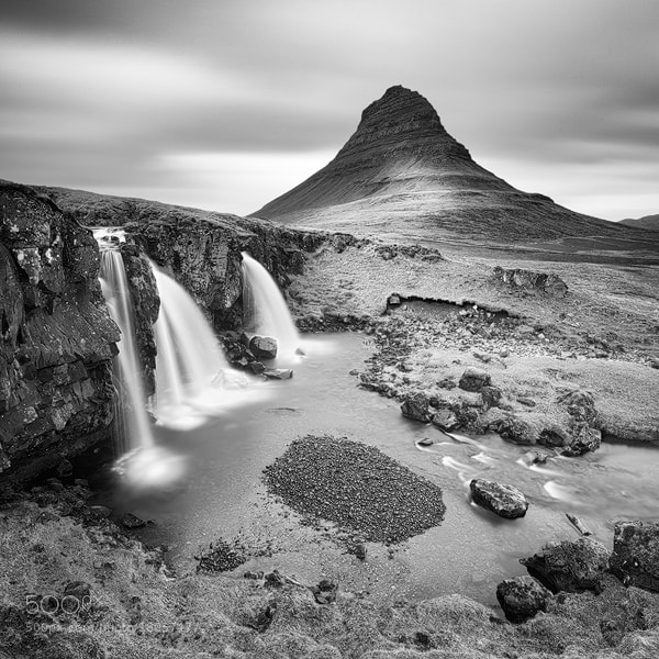 Photograph Iceland, Kirkjufell by Michal Vitásek on 500px