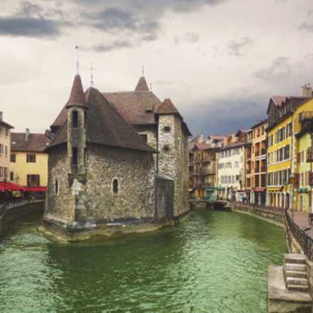 Annecy, France, Panasonic DMC-ZS15