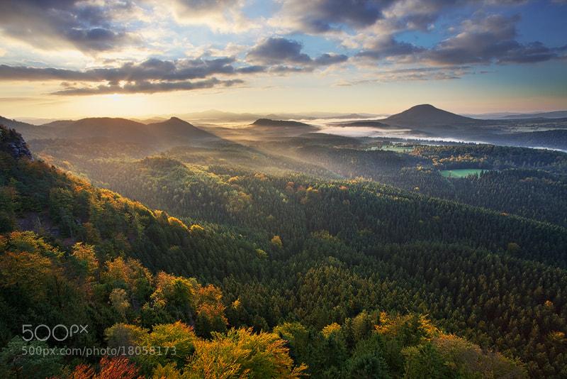 Photograph Bohemian Switzerland by Martin Rak on 500px