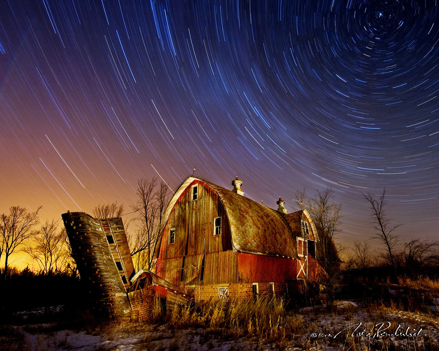 Photograph Starry, Starry Night by Nate Rendulich on 500px