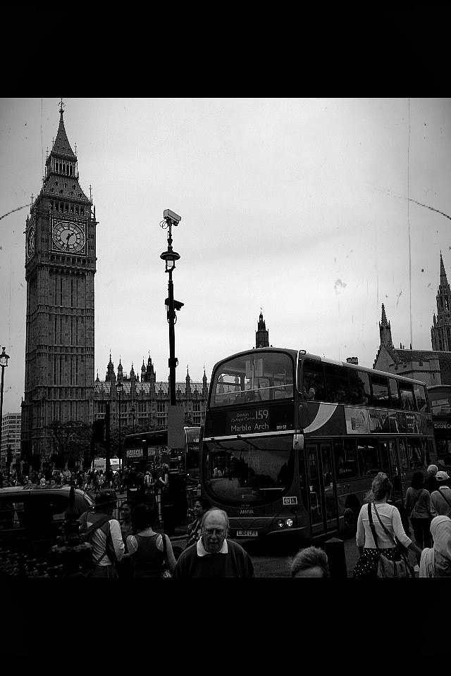 Photograph Back  to London '79  by Kay First on 500px