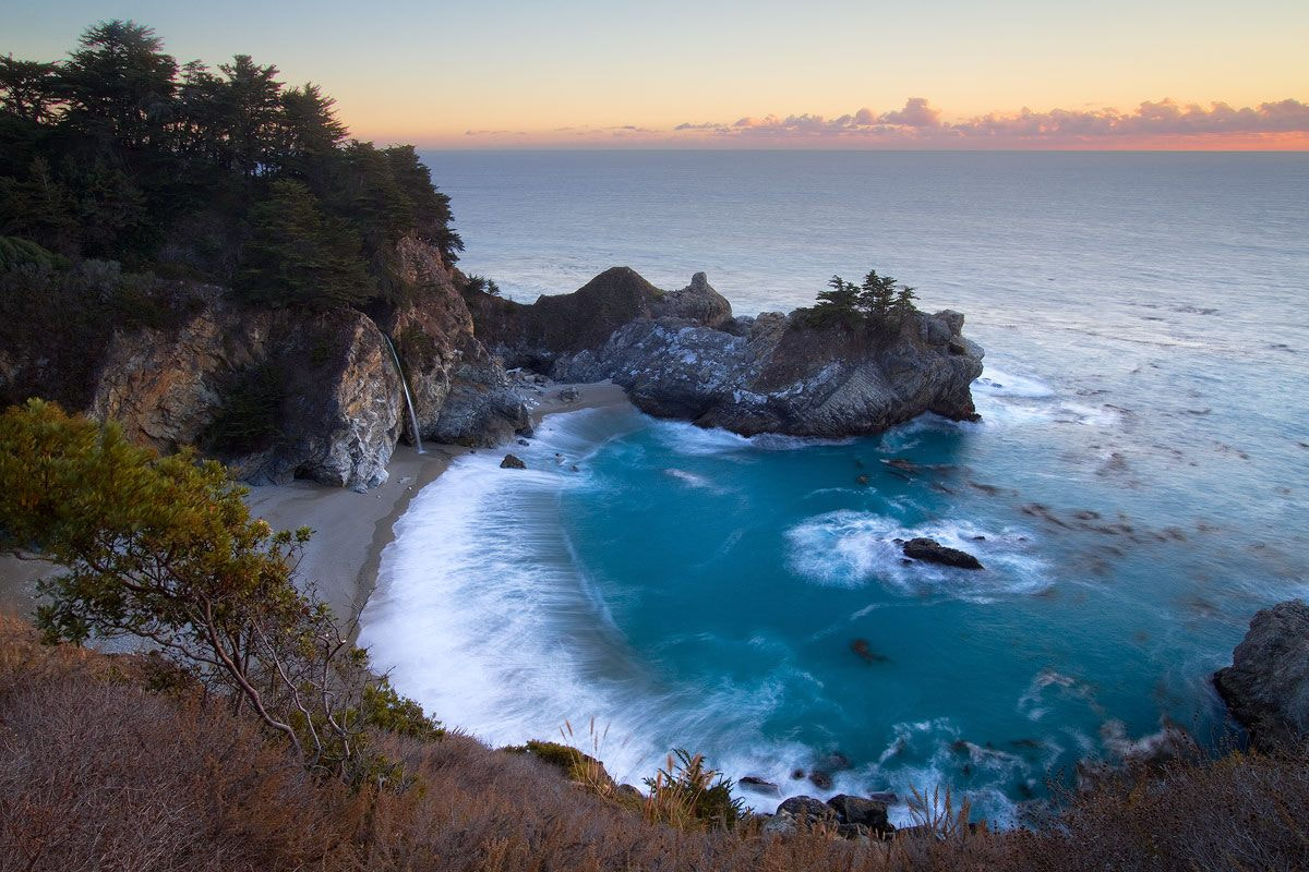 Photograph McWay Falls by Steven Davis on 500px