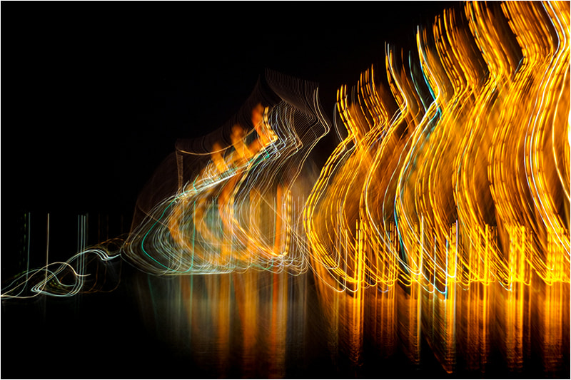 Photograph PAINTING MUSIC with LIGHT _ Bolero _Crescendo by Mirza Ajanovic on 500px