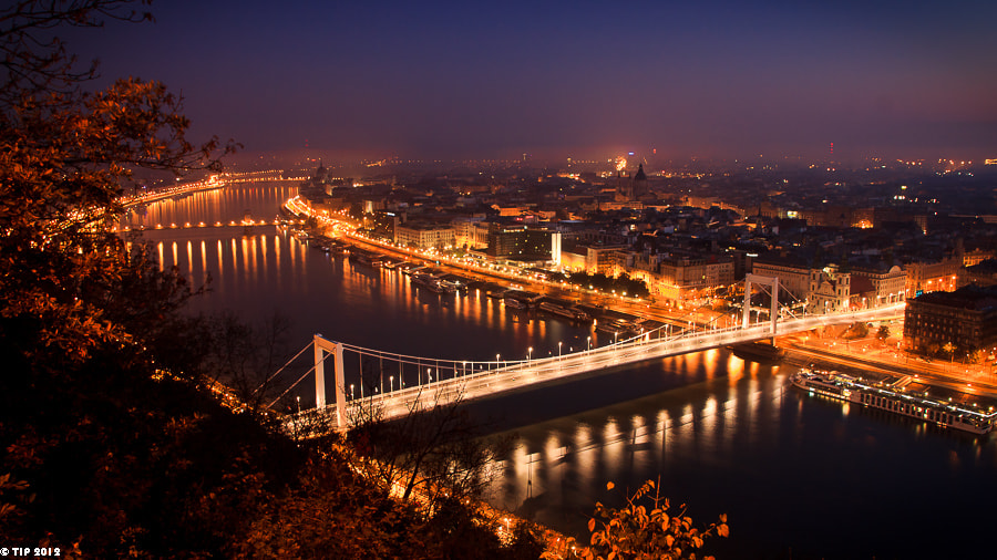 Photograph Budapest dawn panorama by Istvan Tabori on 500px