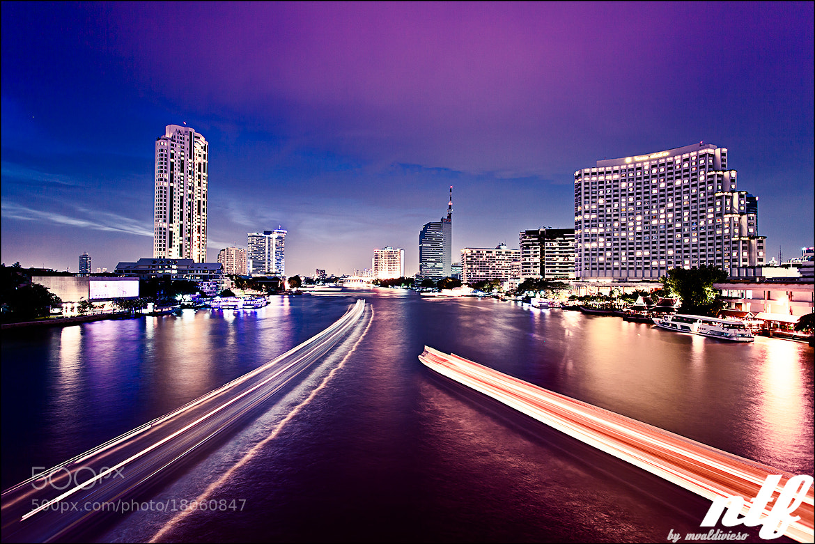 Photograph Chao Praya by miguel valdivieso on 500px