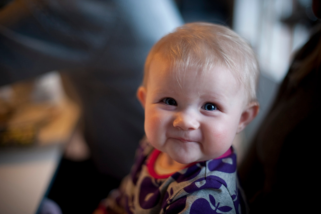 Photograph Smile by Lasse Dahl on 500px