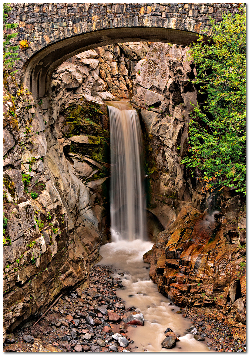 Photograph Christine Falls by Jameel Hyder on 500px