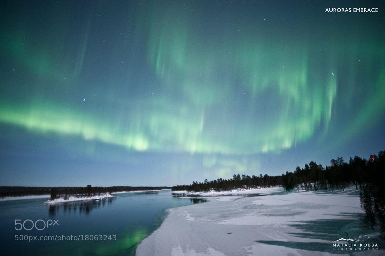 Photograph Auroras Embrace by Natalia Robba on 500px