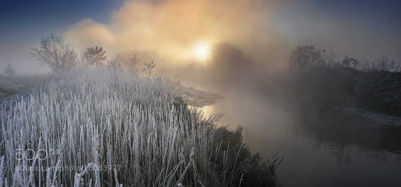 Photograph Утро ноября by Vadim Trunov on 500px
