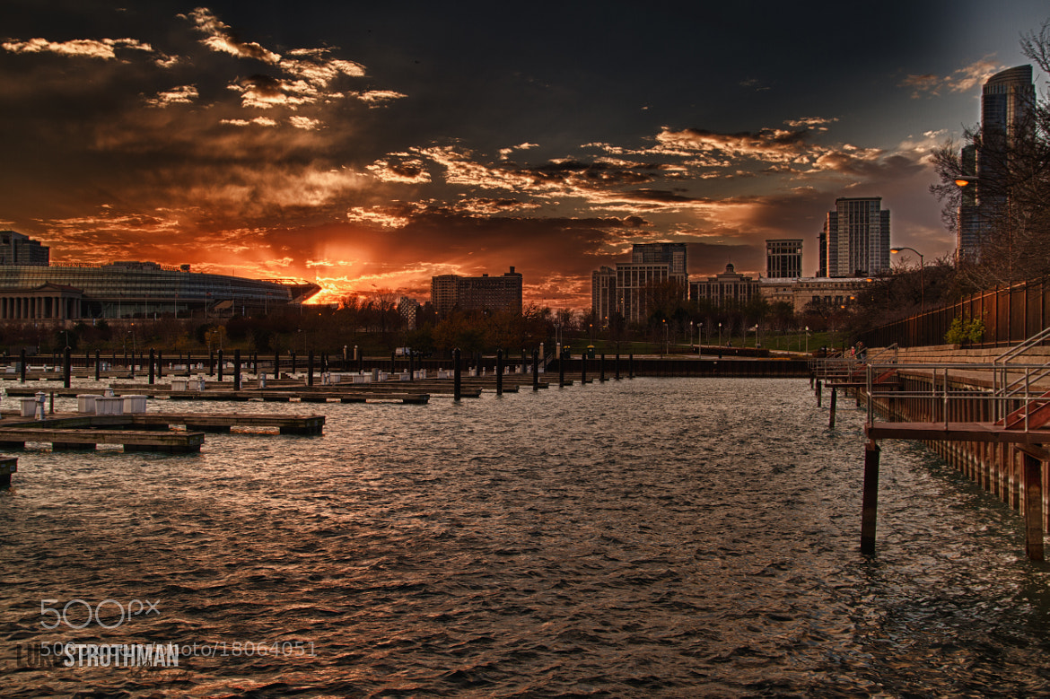 Photograph The Lonely Harbor by Luke Strothman on 500px
