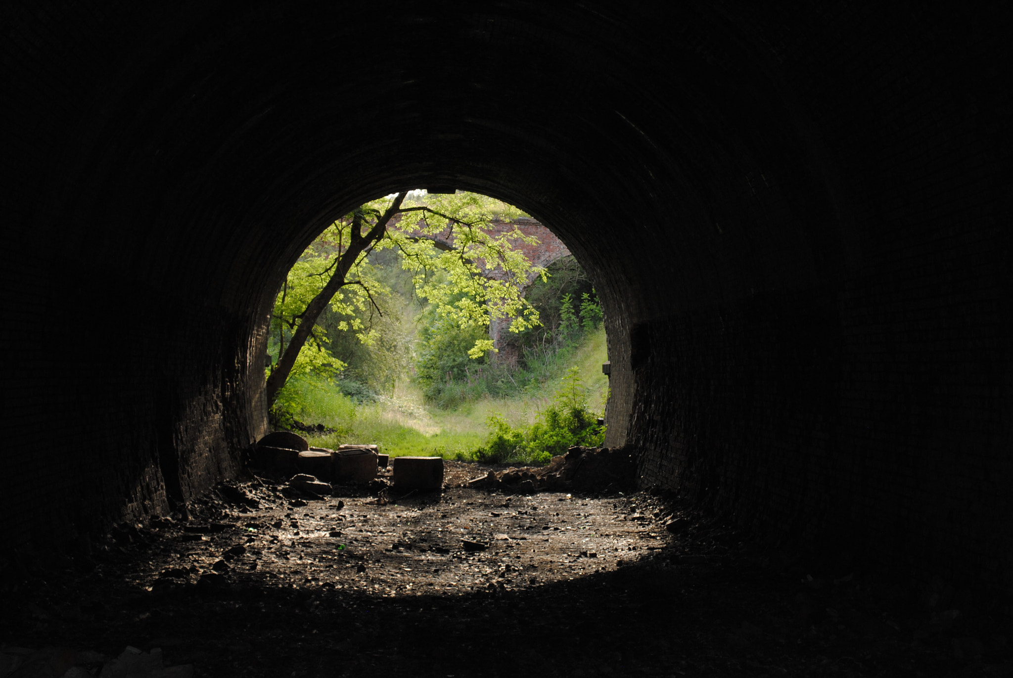 Photograph Tunnel by Rich Rushton on 500px