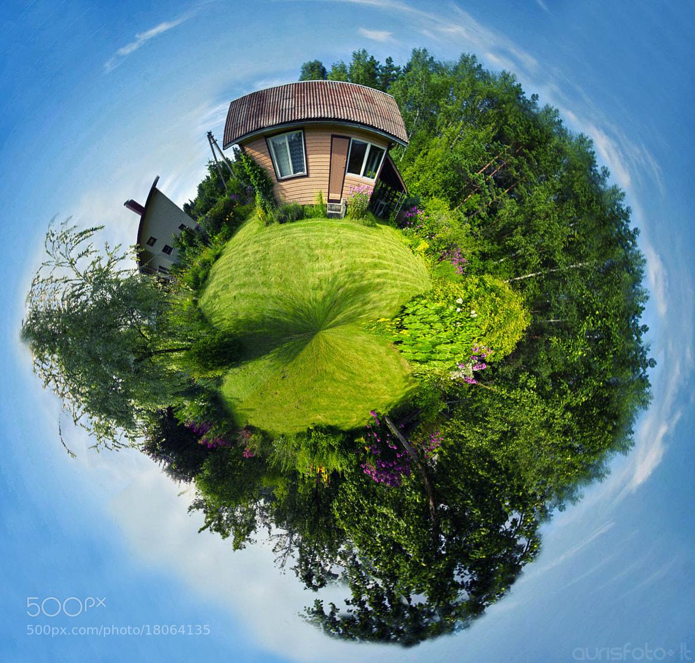 Photograph Garden planet by aurisfoto.lt  on 500px