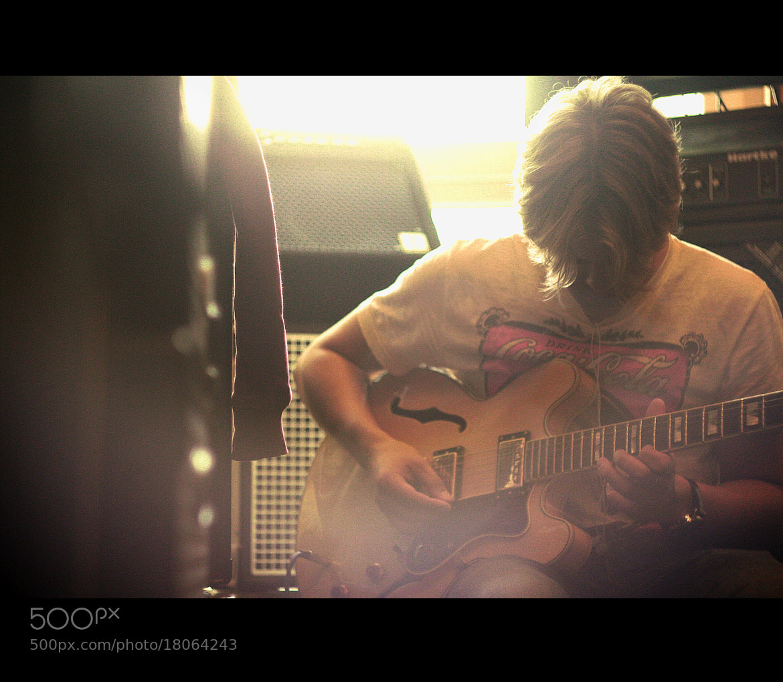 Photograph guitar man by Daniil Tkachenko on 500px
