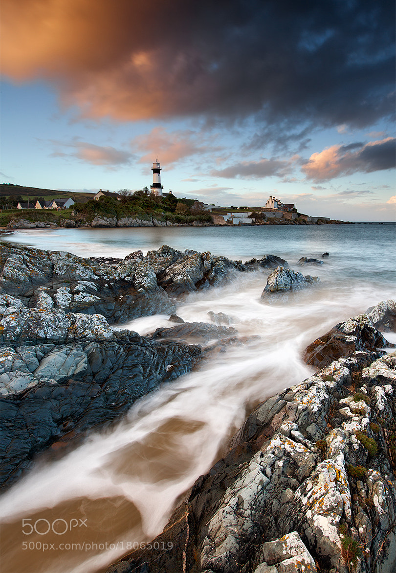 Photograph Stroove lighthouse by Stephen Emerson on 500px