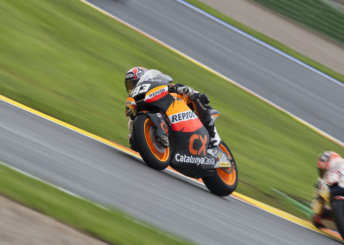 Photograph Marc Marquez by Alejandro Ceresuela on 500px