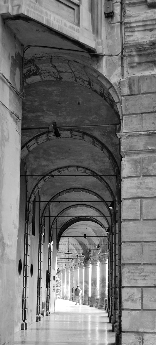 Photograph portico by Marc Melander on 500px