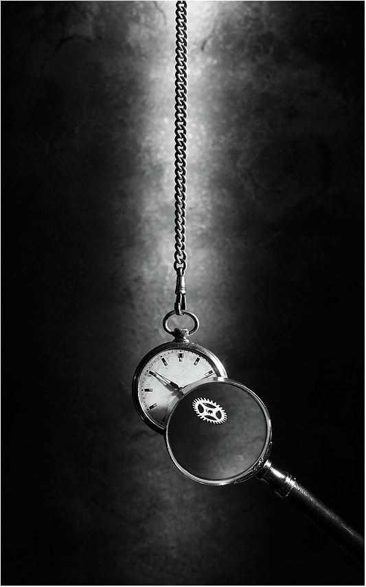 Photograph The core of Time by Victoria Ivanova on 500px