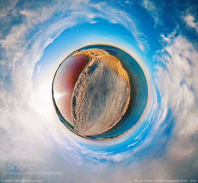 Photograph Magic Globe by Omid Jafarnezhad on 500px