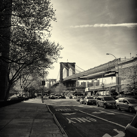 Brooklyn Bridge, Panasonic DMC-FX60