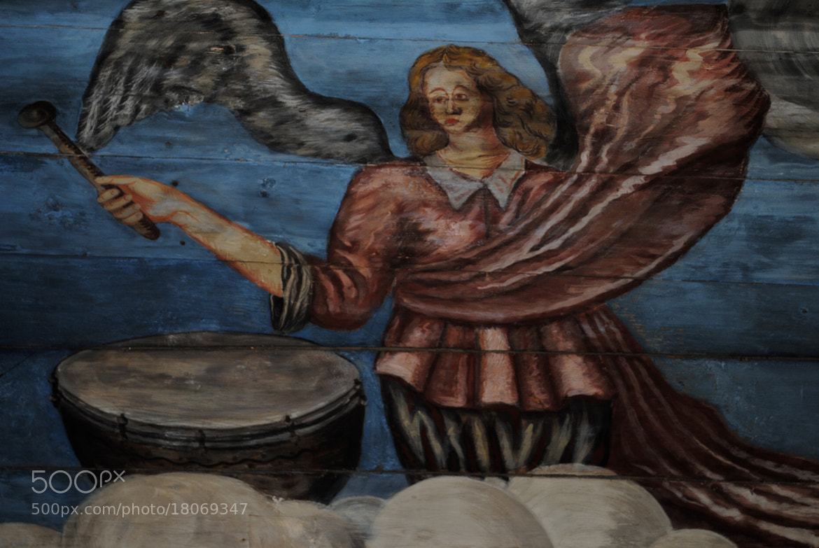 Photograph Angel Drummer by António Branco on 500px