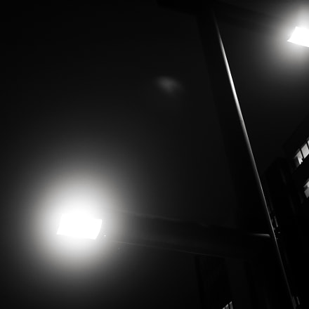 Street light, Sony ILCE-6000, Sony E 24mm F1.8 ZA