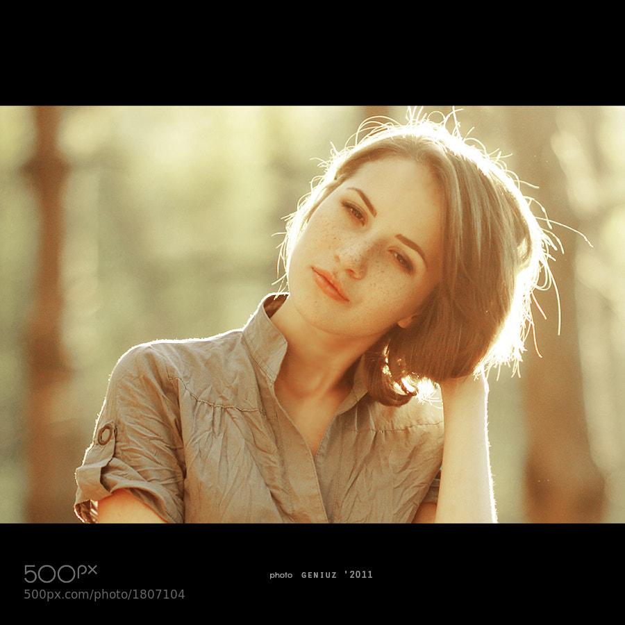 Photograph The last rays by Alexander Mihailov on 500px