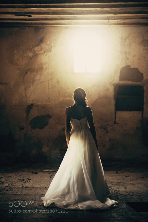 Photograph Wedding Light by Manuel Orero on 500px
