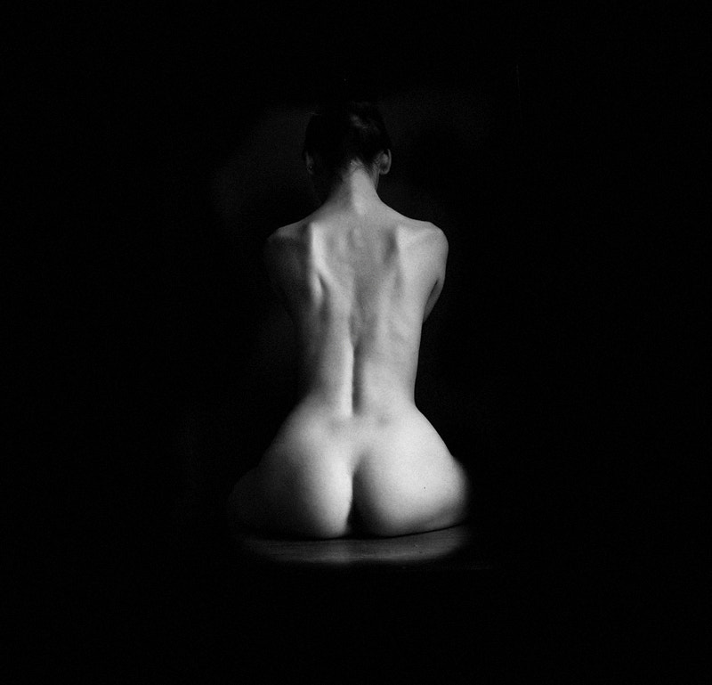 nude photography -*** by Natalia Mukha on 500px.com