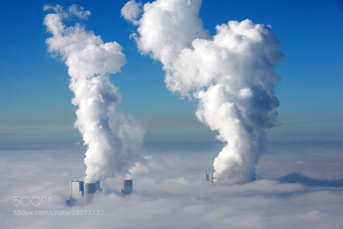Photograph Conventional Energy by Thomas van de Wall on 500px