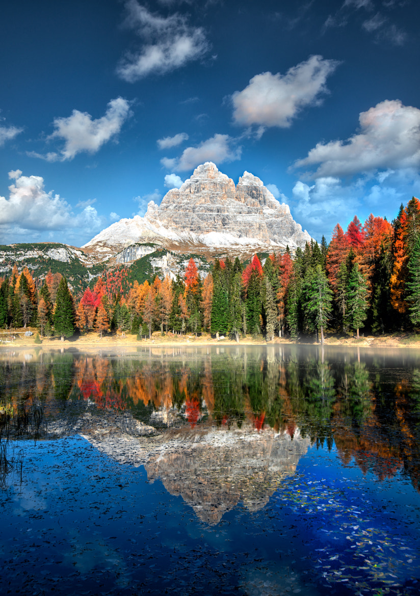 Photograph The Cime di Lavaredo (Italy) by Marco Carmassi on 500px