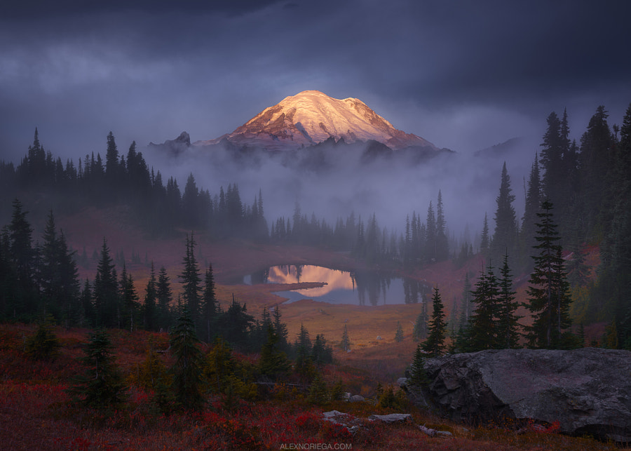 Volcanic Autumn - 2016 USALPOTY by Alex Noriega on 500px.com
