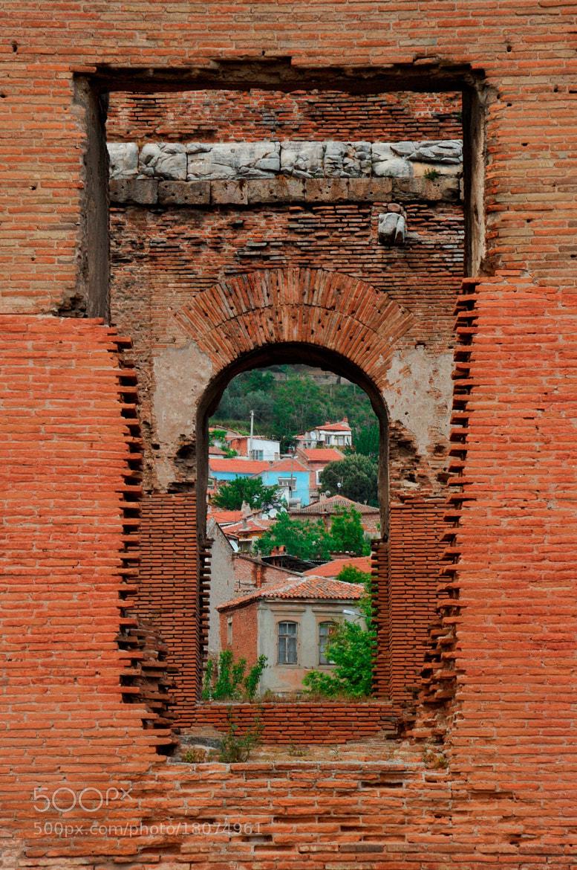 Photograph Red Basilica / Bergama ( Pergamon ) by İsmail Arzu Açıkel on 500px