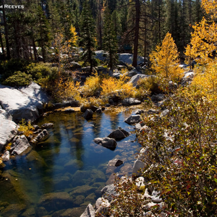 Yuba River Autumn, Canon EOS D60