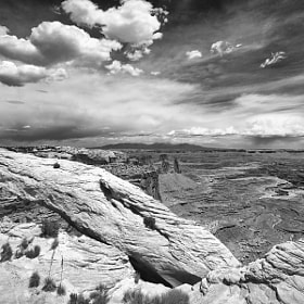 Mesa Arch & Vista 2 by John Crouch (jalexanderimaging)) on 500px.com