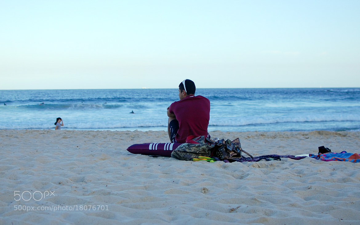 Photograph Bondi Beach, Sydney by King Chen on 500px