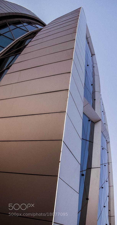 Photograph Aldar HQ 3 by julian john on 500px