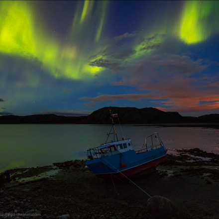 Murmansk autumn sept s, Canon EOS 5D MARK III, Tamron SP AF 17-35mm f/2.8-4 Di LD Aspherical IF