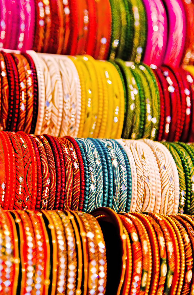 Photograph Bangles by Balaji Nagarajan on 500px